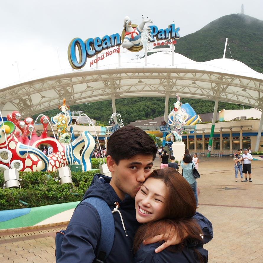 Hong kong ocean park speed dating